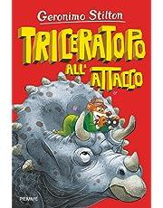 Triceratopo all'attacco. L'isola dei dinosauri