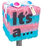 It's a...Gender Reveal Pull Strings Pinata