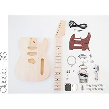diy electric bass guitar kit j bass build your own musical instruments. Black Bedroom Furniture Sets. Home Design Ideas