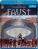 Gounod:Faust [Charles Castronovo; Ildar Abdrazakov; Orchestra e Coro del Teatro Regio di Torino,Gianandrea Noseda] [C MAJOR: BLU RAY] [Blu-ray]