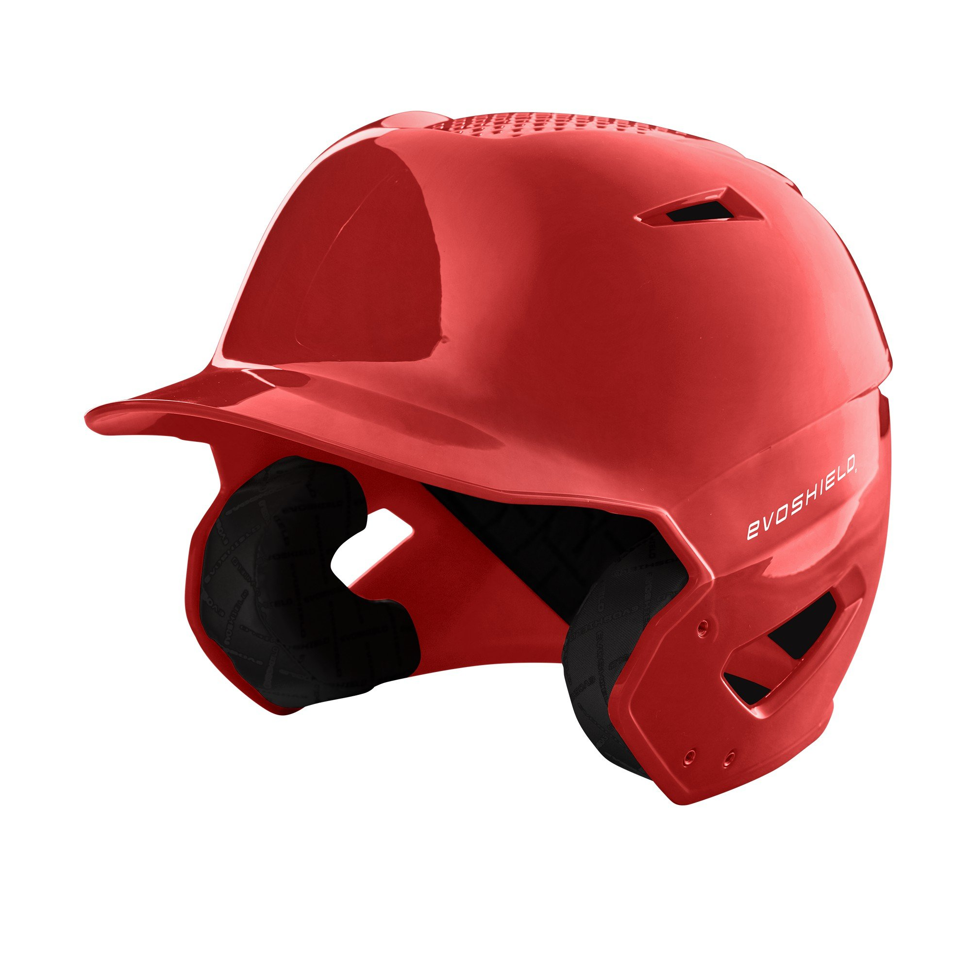 EvoShield XVT Batting Helmet, Scarlet - S-M by EvoShield