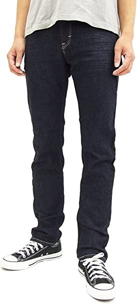 Lee Stretch Skinny Tapered Jeans LM1308 Men's Denim Pants at
