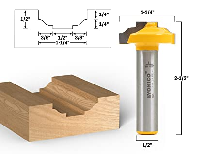 Amazing Router Bits For Cabinet Doors Exterior