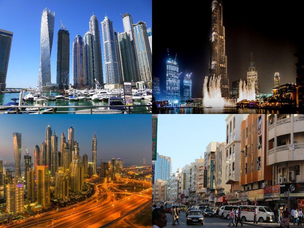 Lais Puzzle Collage Dubai 2000 Teile