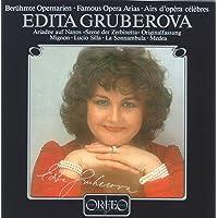 Eidita Gruberova chante Mozart, Strauss, Bellini : Airs d'opéras. Gardelli.