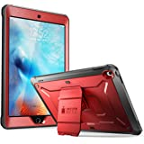 SUPCASE Unicorn Beetle Pro Series Case Designed for iPad 9.7 2018/2017, with Built-in Screen Protector & Dual Layer Full Body