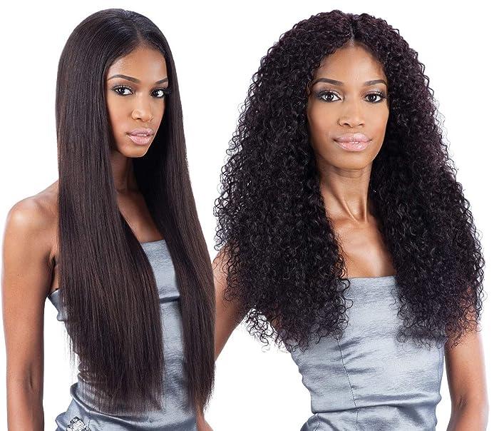 "BOHEMIAN CURL 7PCS (18"" 20"" 22"") - Naked Nature Brazilian Virgin Remy 100% Human Hair Wet & Wavy"
