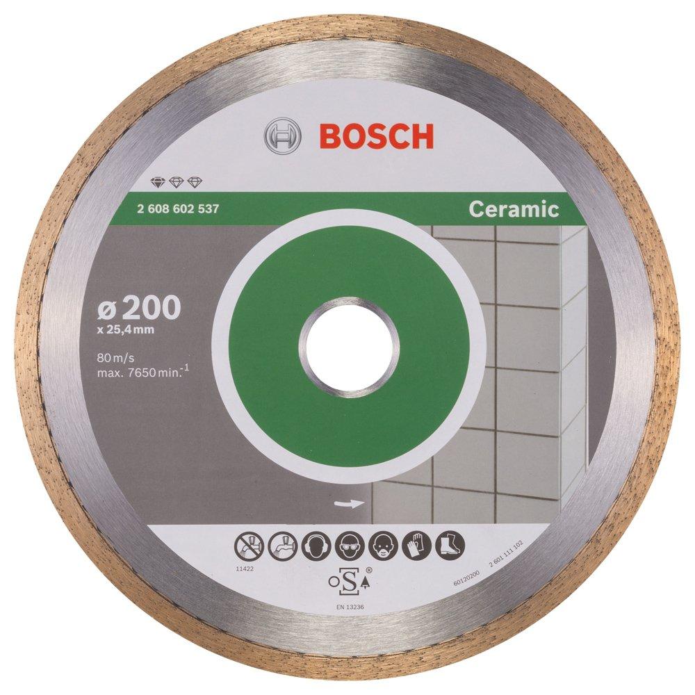 Bosch 2608602537 Diamond Cutting Disc Standard for Ceramic