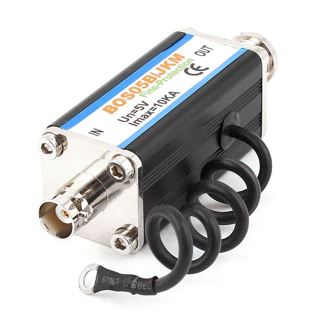 Cable coaxial BNC Monitor CCTV Surge Protector trueno pararrayos ...