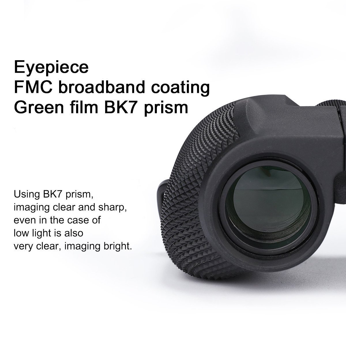 MetalBay Compact Binoculars with 10x25 High-Powered, Waterproof/Fogproof BAK7 Prism Lens Folding Telescope, Low Light Night Vision Clear Bird Watching for Kids & Men, Hiking Outdoor Sport and Concerts