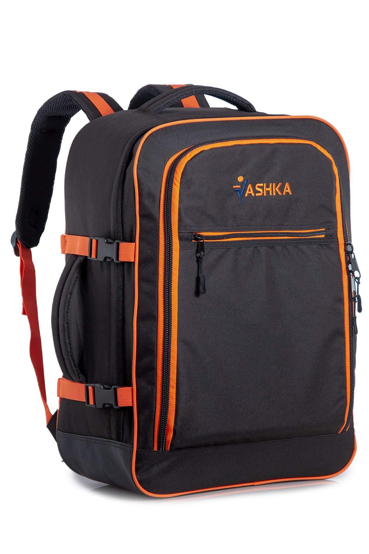 Arancione Zaino Vaska approvato come bagaglio a mano capacit/à 44 litri 55x40x20 cm