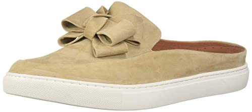 73dacab78ac Image Unavailable. Image not available for. Colour  Gentle Souls Women s  Rory Ribbon Slip On Sneaker Mule ...