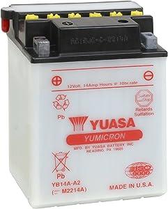 Yuasa YUAM2214A YB14A-A2 Battery