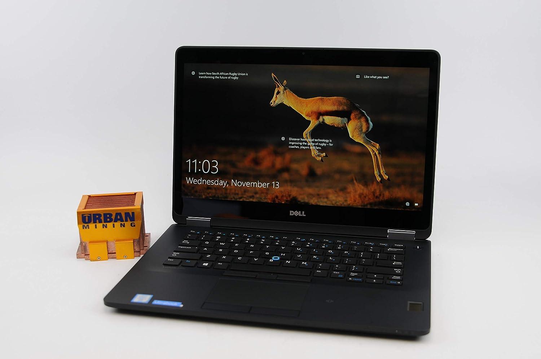 Fast Latitude E7470 QHD Ultrabook Business Laptop Notebook (Intel Core i7 6600U, 8GB Ram, 256GB SSD, HDMI, Camera, WIFI, Bluetooth) Win 10 Pro (Renewed)