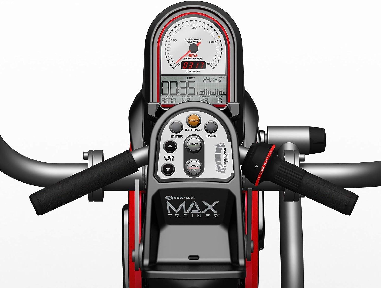 Bowflex Bicicleta Elíptica MAX Trainer M3 Cardio-Training: Amazon ...