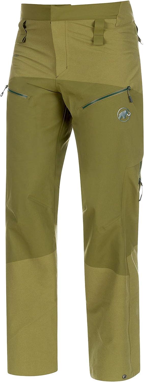 Mammut ALYESKA Armor HS - Pantalón, Hombre, Verde(