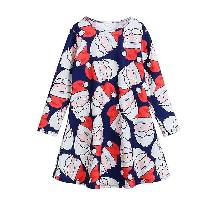 Kolylong® Kleid Mädchen Kolylong® 1PC (0-7 Jahre alt) Kinder Baby ...