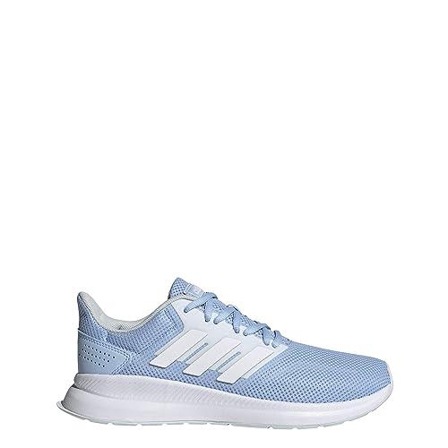 sneaker runfalcon adidas blau damen