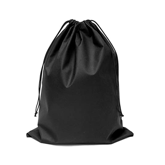 Demoda Black Multipurpose Bag Pack of 24 Black