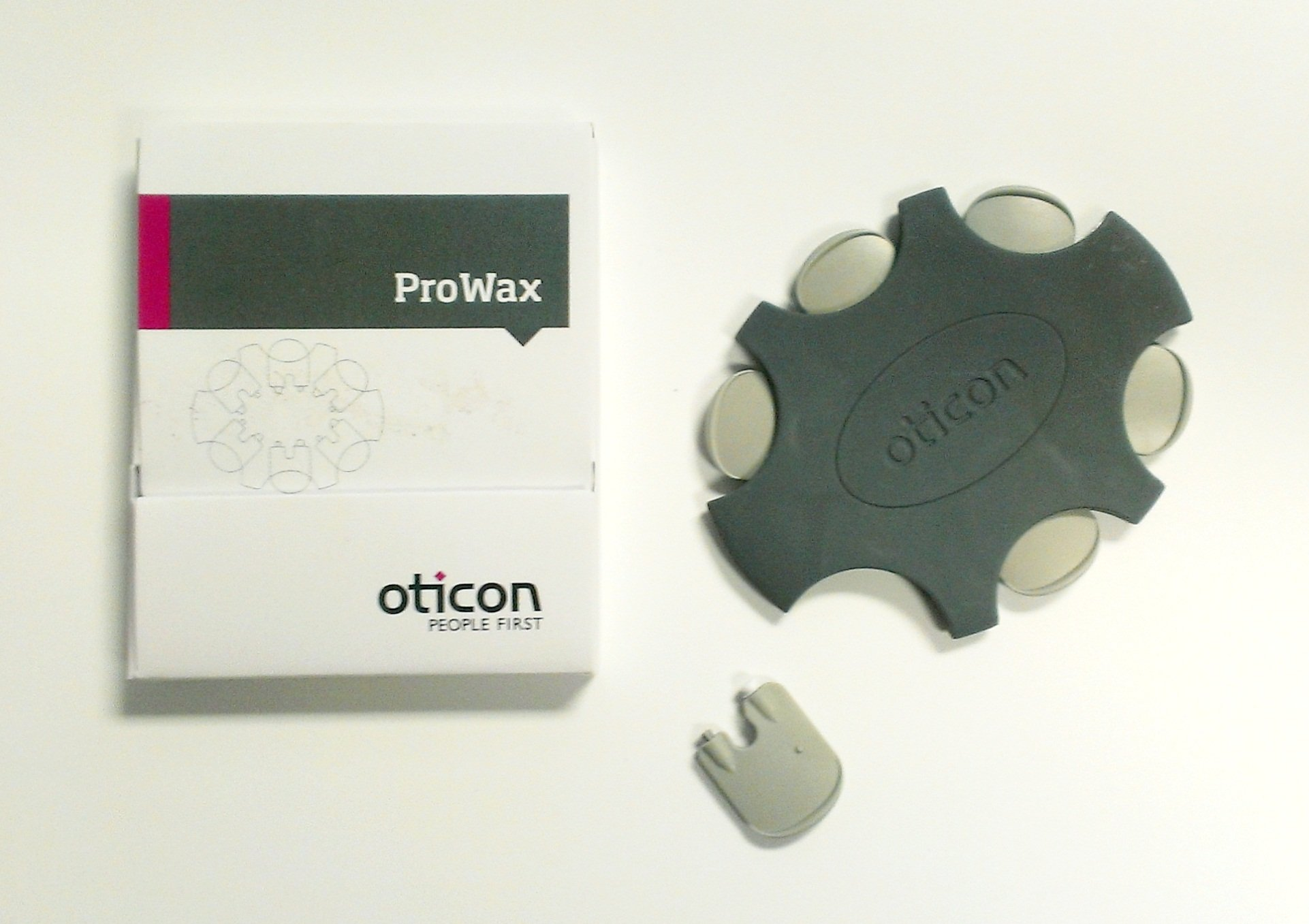 10-pack Oticon Pro-Wax Hearing Aid Filters (new version of No-Wax) by Hearing Aid Supply Shop (Image #1)