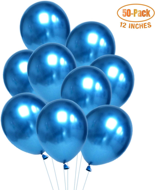 "75 100 PCS Birthday Wedding Baby Shower Party Pearl Latex Balloons 12/"" 50"