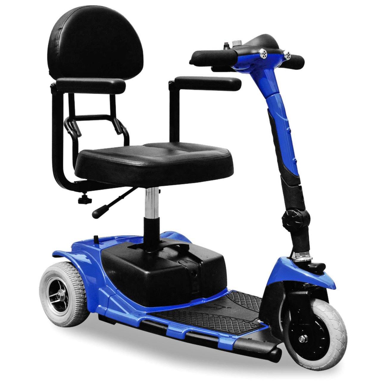Scooter Electrico adulto tres ruedas movilidad reducida ...