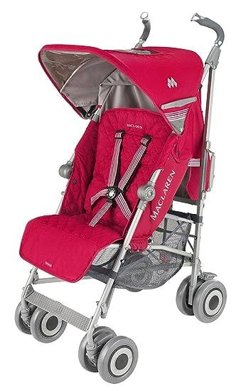 Amazon.com : Maclaren Techno XLR Stroller, Persian Red (Discontinued