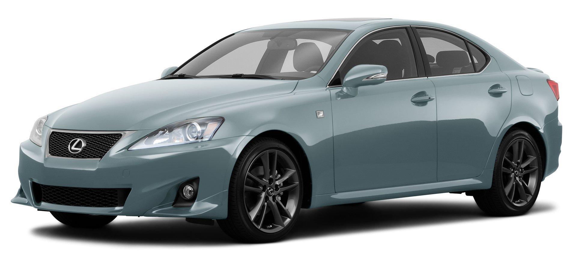 2011 Lexus IS250, 4 Door Sport Sedan Automatic Transmission All Wheel Drive  ...