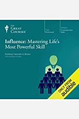 Influence: Mastering Life's Most Powerful Skill Audible Audiobook