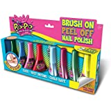 Bo-po Nail Polish (8 Pack), Colors May Vary