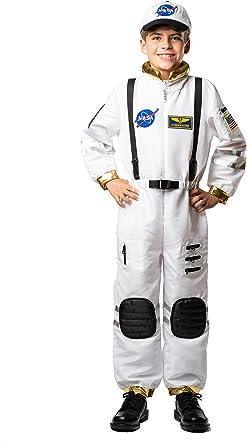 Disfraz de Comandante Astronauta de Bad Bear para niños y niñas ...