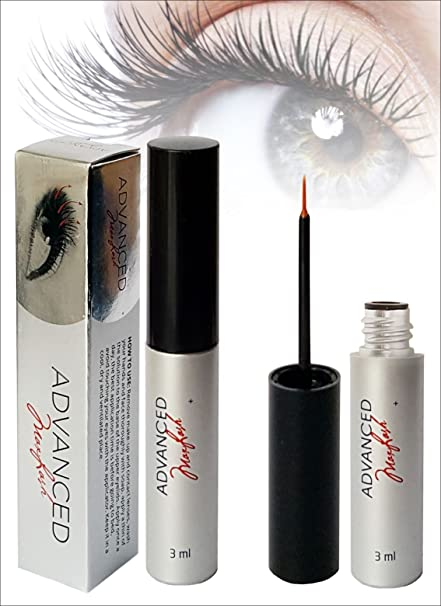 Maxlash Natural Eyelash Growth Serum - El original - 100% natural – Serum alargador de