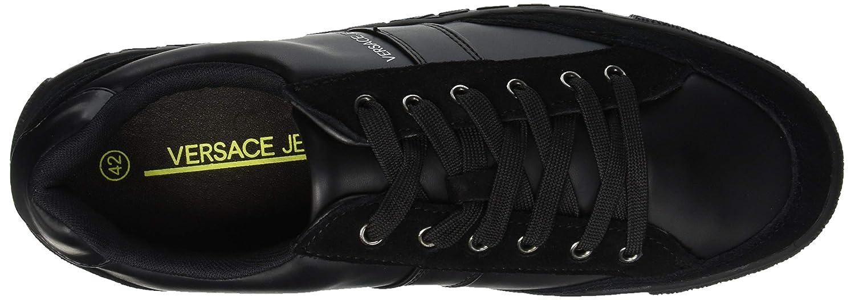 Versace Jeans Scarpe - Uomo, Chaussures de Gymnastique Homme  Amazon.fr  Chaussures  et Sacs 8b41045b6be
