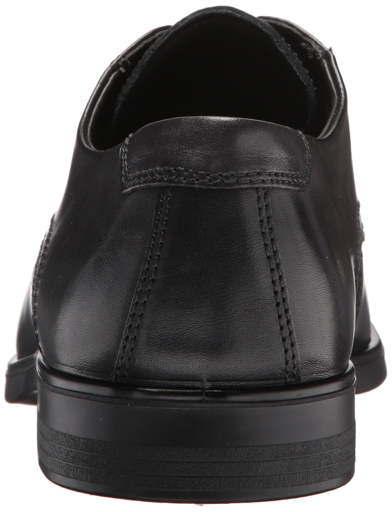 ECCO Men's Melbourne Tie Oxford, Black/Magnet, 43 EU/9-9.5 M US by ECCO (Image #2)