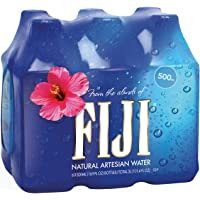 Fiji Artesian Water Bottle, 500ml (Pack of 6)