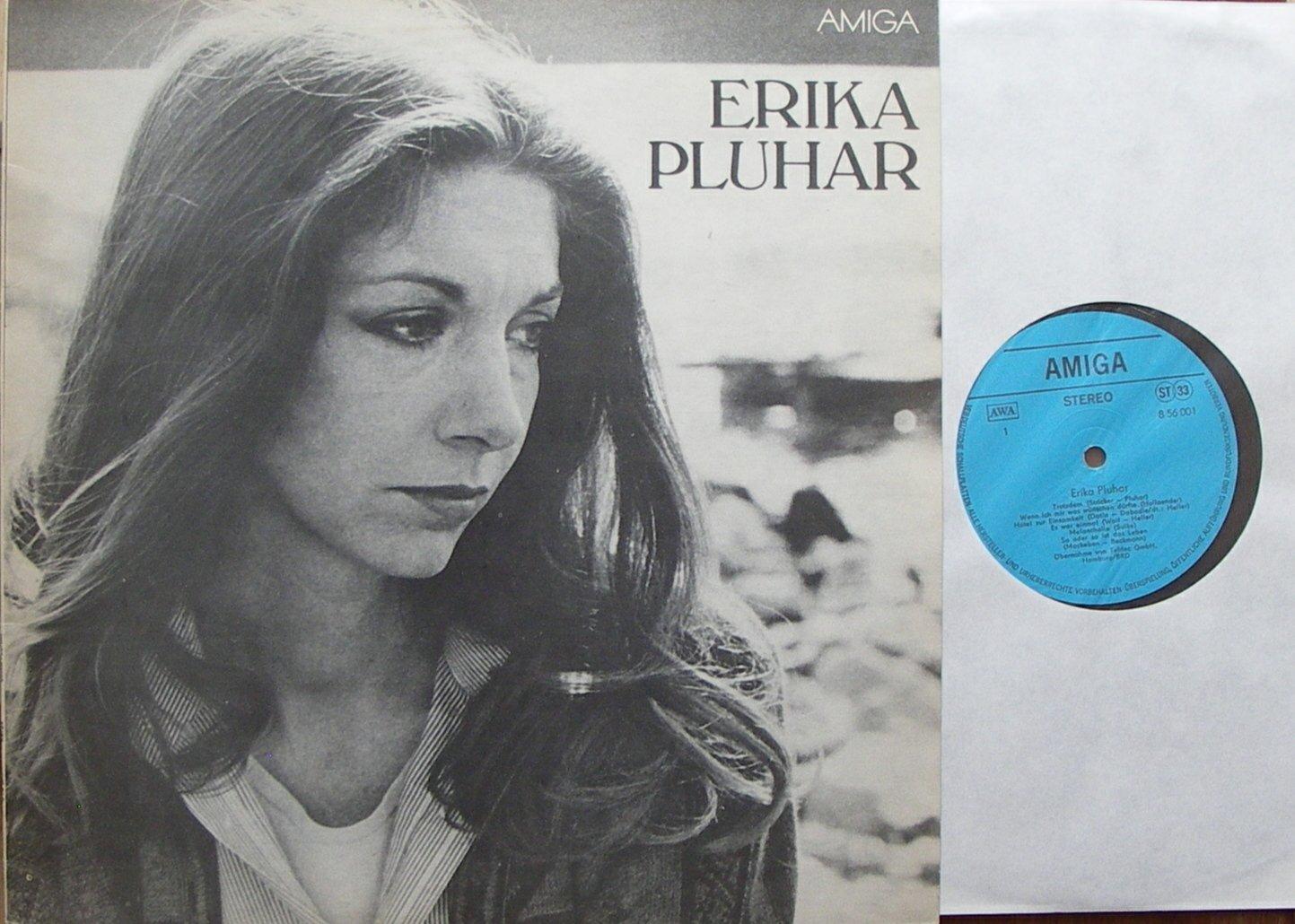 Erika Pluhar Lp Erika Pluhar Amazonde Musik