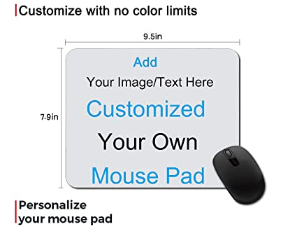 1cc7658d905f4 Amazon.com   Custom Gaming Mouse Pad Gift - Add Photo