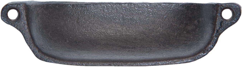 Clayre & Eef 6Y1970 - Pomo para Puerta o Mueble, 11 x 2 x 3 cm