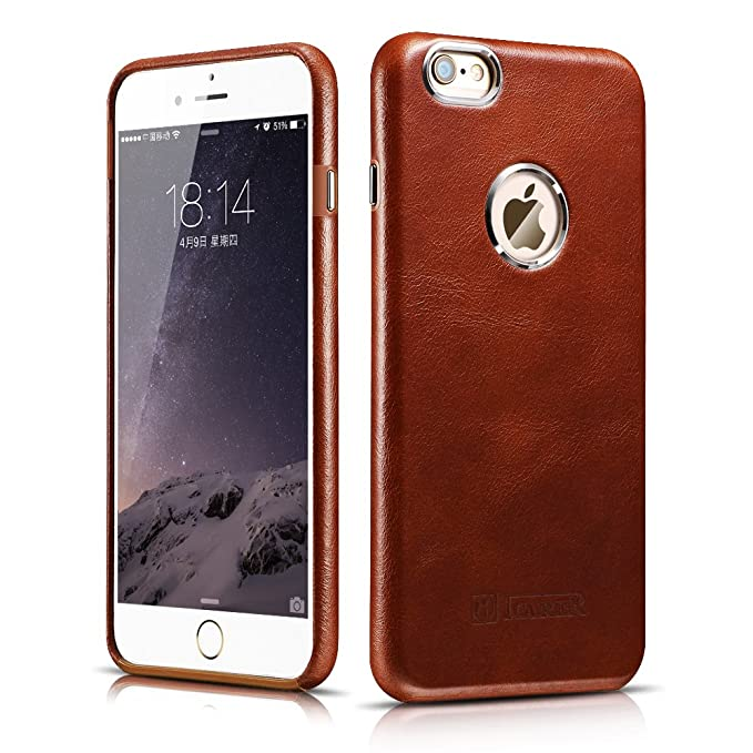 iphone 6s case brown