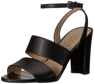 7af3fb073 Amazon.com  Franco Sarto Women s Haneli Heeled Sandal  Shoes
