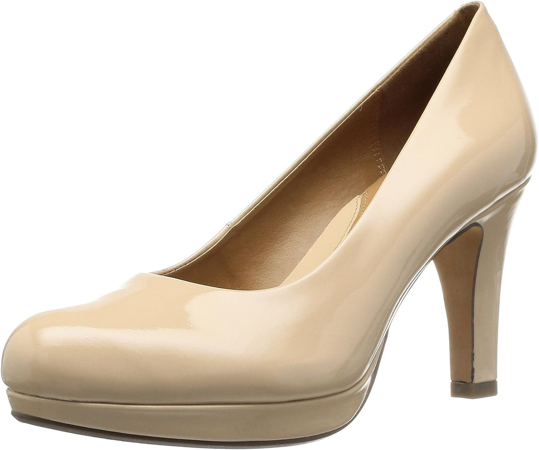 Clarks Women's Anika Kendra Court Shoes
