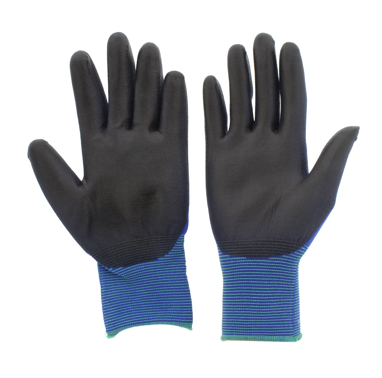 Amazon.com: Memphis N9696 Blue Ninja Lite Gloves, 18 Gauge ...