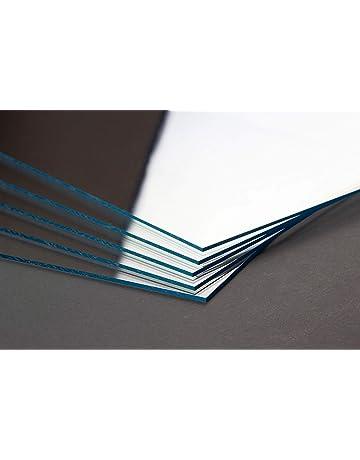 gepr/üfter UV-Schutz beidseitig foliert /Ø 85 mm Kreiszuschnitt aus Acryl als transparente Acrylglas- Plexiglas-Platte bruchfest /& vielseitig anwendbar Acrylglas-Zuschnitt Rund 4 mm stark