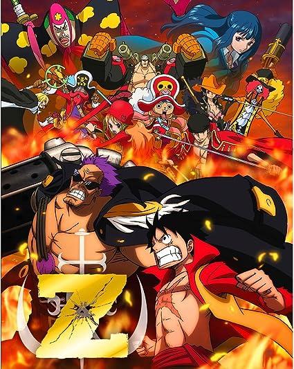 Amazoncom 005 One Piece Film Strong World Episode 0