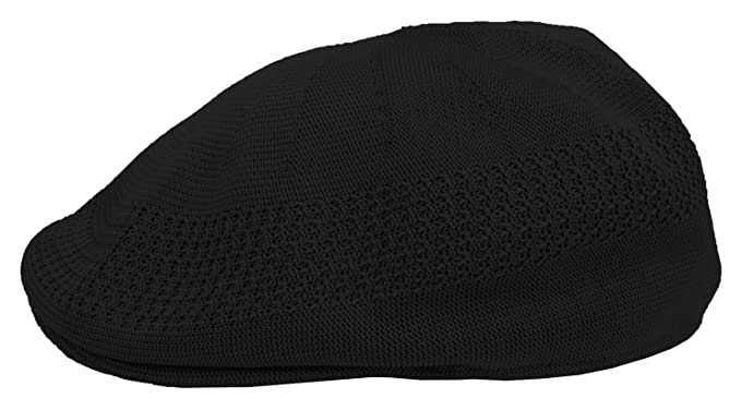 a78d2d7b032 DRY77 Cool Mesh Summer Ivy Flat Hat Cap Gatsby Cabbie Golf Driving Summer  Hot