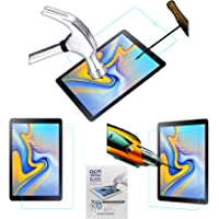 Acm Tempered Glass Screenguard for Samsung Galaxy Tab A 10.5 Tablet Screen Guard