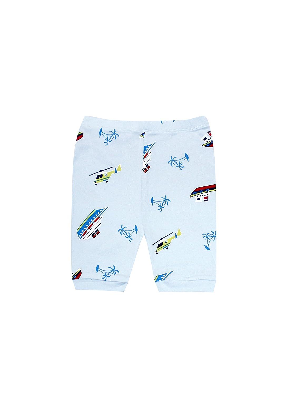 Elowel Conjunto De Pijamas Cortos de 2 Piezas para Ninos Chicos 100% De Algodon (Tallas 2-10 Anos): Amazon.es: Ropa y accesorios
