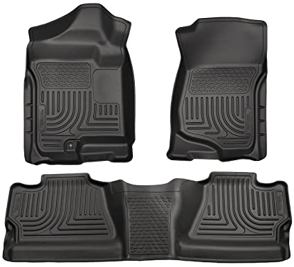 com floor maxliner silverado crew i chevrolet autopartstoys black gmc set sierra mats hd complete cab