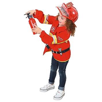 Imaginarium- Disfraz de bombero para niños, Fireman Suit ...