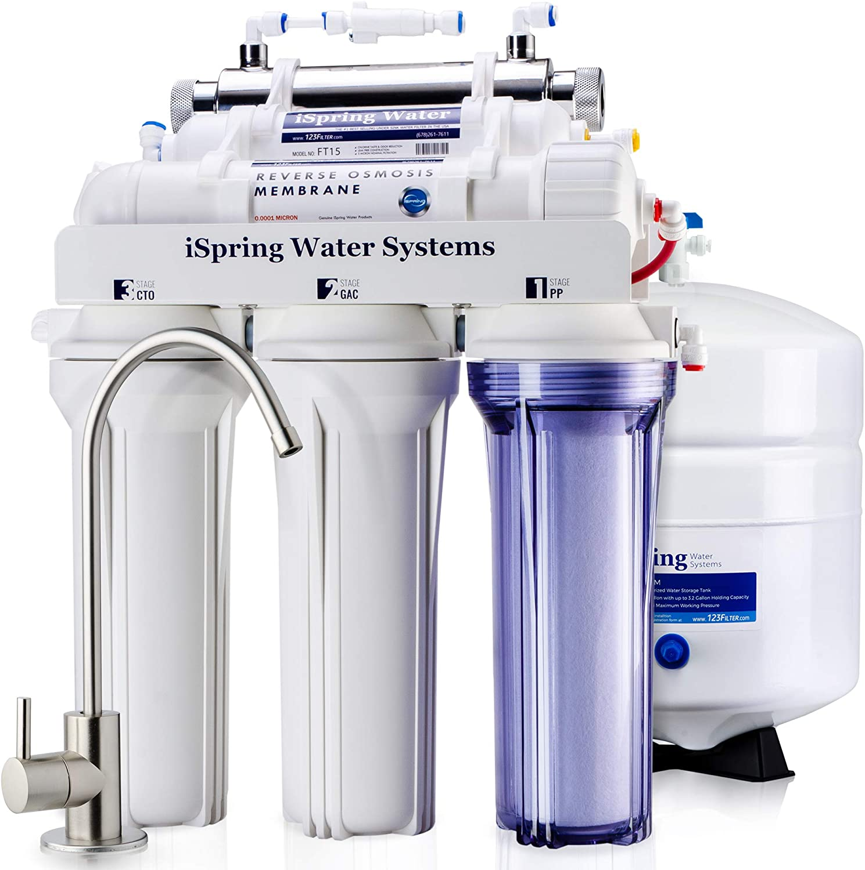iSpring RCC7U Reverse Osmosis System